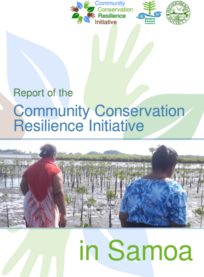 Cover CCRI full report Samoa