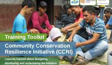 Community Conservation Resilience Initiative (CCRI) toolkit