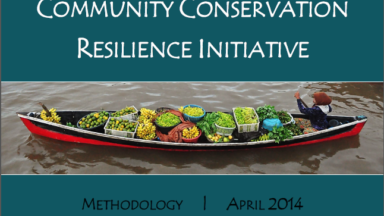 Community Conservation Resilience Initiative: Methodology