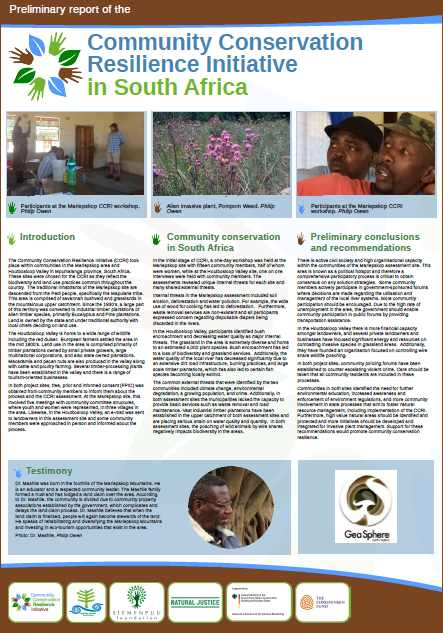 ccri poster south africa