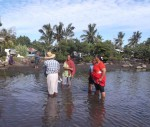 sea level rise solomon islands ccri