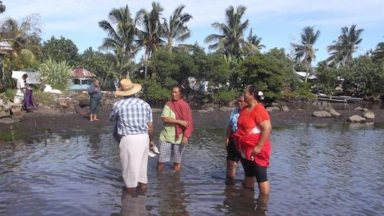 Solomon Islands' National CCRI Workshop Highlights Impacts of Sea Level Rise and Community Plans to Revitalise Customary Decision-making Systems