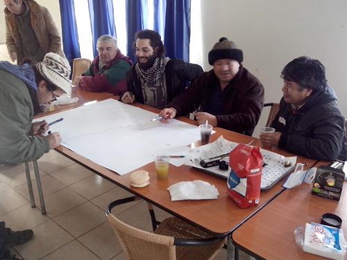 Comunidades Conservación Chile