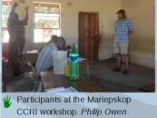 Community Conservation Resilience Initiative in South Africa