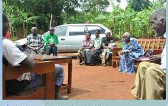 Community Conservation Resilience Initiative in Uganda