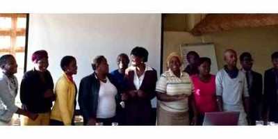 south africa community conservation