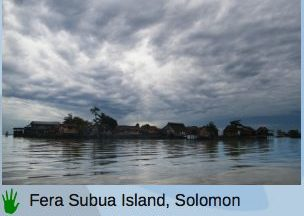 Community Conservation Resilience Initiative in the Solomon Islands