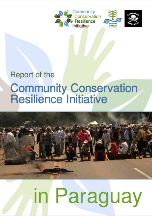 community conservation full country report - paraguay