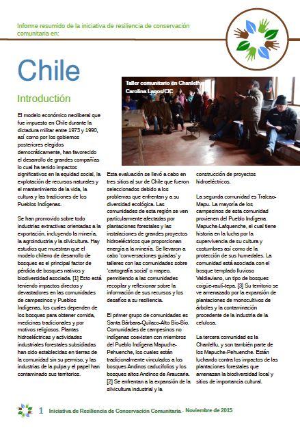 Chile cover