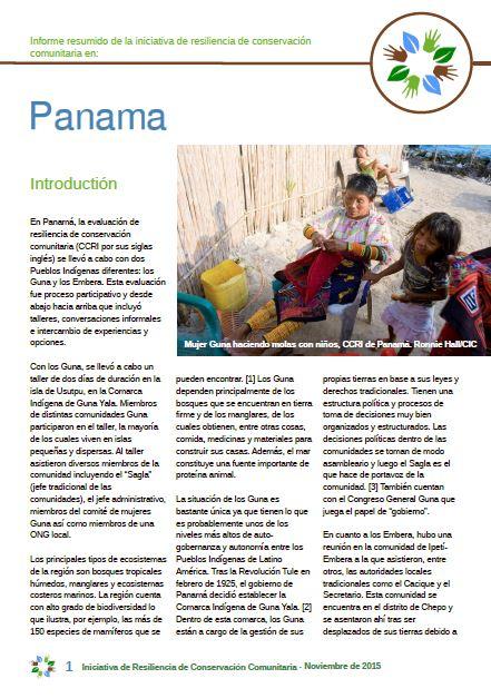 Panama cover