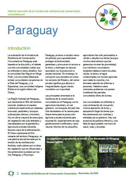 Paraguay cover