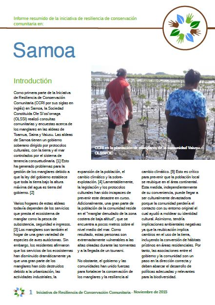 Samoa cover