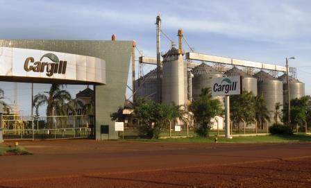 Cargill in Paraguay - kopie