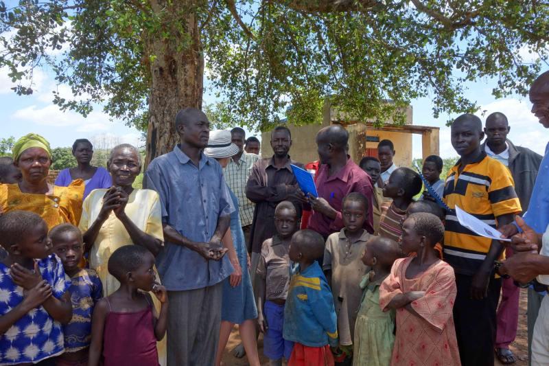 carbon credit Uganda Kachung 2