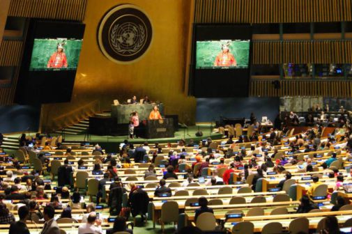 UN Permanent Forum on Indigenous Issues
