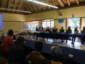 La rencontre d'engagement du Mpumalanga Environmental Youth Network avec le gouvernement