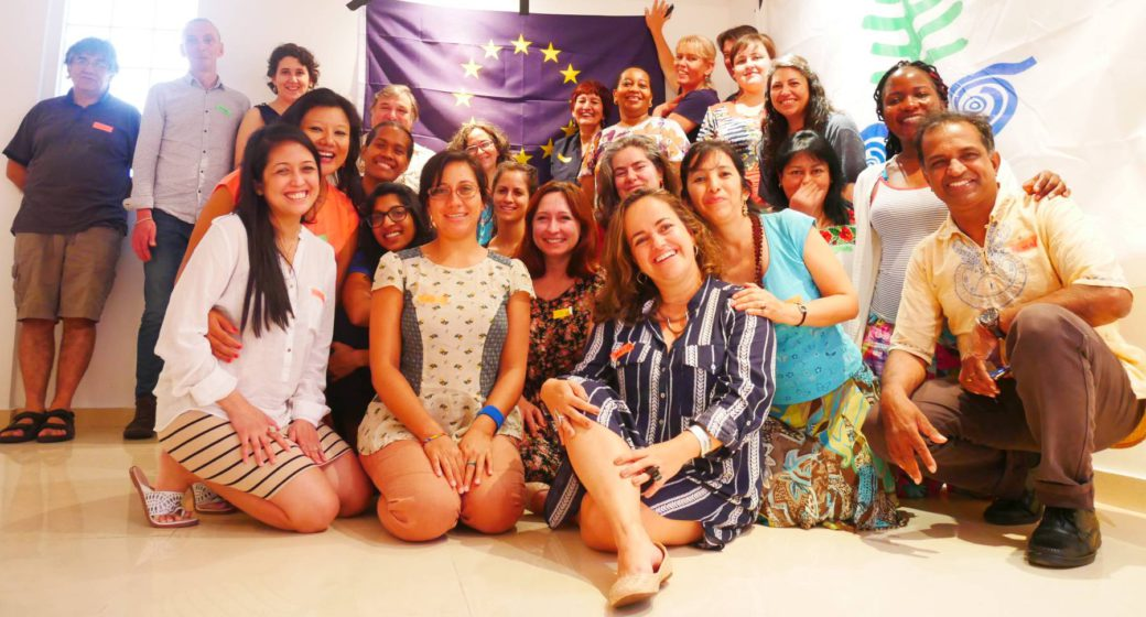 Women2030 project: Latin American Regional Meeting