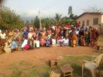 National CCRI workshops held in Africa