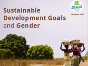 Sustainable Development Goals and Gender