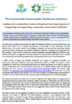 Community Conservation Resilience Initiative Legal Review