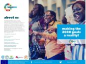 #women2030 Brochure: Making the 2030 Goals A Reality!