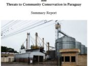 International Strategy Meeting Summary Report: Impacts of Unsustainable Livestock and Feed Production and Threats to Community Conservation in Paraguay