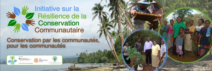 community conservation banner