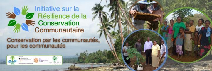 community conservation banner