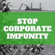 stop corporate impunity