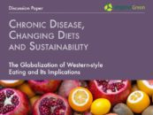 New paper for World Food Day from Brighter Green
