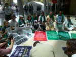 Forest activists celebrate collapse of WTO and EU-Mercosur negotiations in Argentina