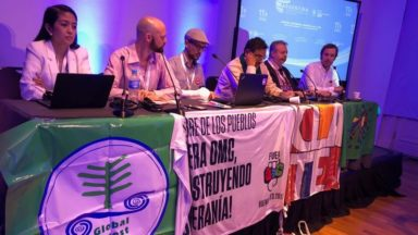 Summit of the Peoples #FueraOMC: Building Sovereignty