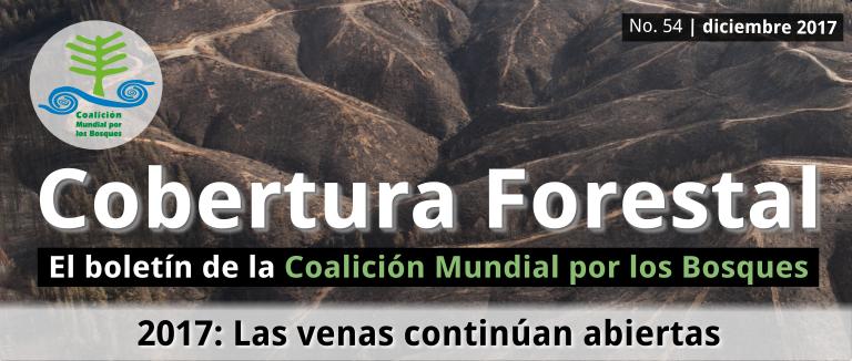 Cobertura Forestal 54