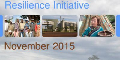 Community Conservation Resilience Initiative (CCRI) Global Report