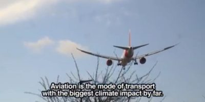 Aviation expansion: the global cost of the carbon jet set