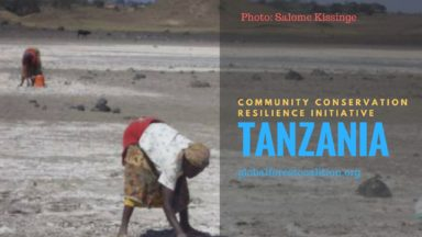 Community Conservation Resilience Initiative in Tanzania