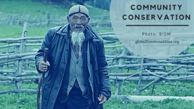 Community Conservation Resilience Initiative in Kyrgyzstan