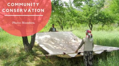 Community Conservation Resilience Initiative in Tajikistan