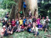 Rapport sommaire sur l'Initiative de résilience de la conservation communautaire : Sabah, Malaisie