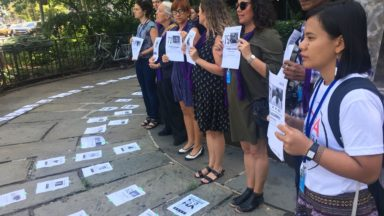 Gobierno calla sobre más de 313 asesinatos de defensores ambientales y de los derechos humanos, denuncian activistas colombianos