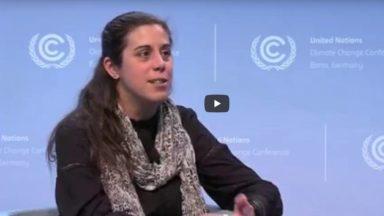 Climate Action Studio SB48: Coraina De La Plaza, Indigenous Rights Advisor, Global Forest Coalition