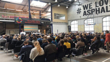 Claiming Civic Space Together: conference in Copenhagen brings groups together to defend the defenders