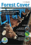 Cover of Forest Cover 58: Large-scale cattle farming and its consequences for forests, agroecology and biodiversity