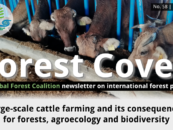 Forest Cover 58: Large-scale cattle farming and its consequences for forests, agroecology and biodiversity