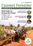 Cover of Couvert Forestier 59 : Bioénergie en Afrique de l'Ouest – impacts sur les femmes et les forêts