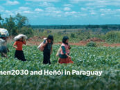 International Day of #RuralWomen: videos of Women2030 projects in Paraguay and Kenya