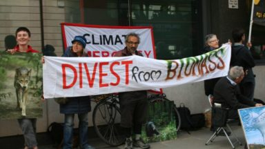 32 organisations worldwide call on BlackRock to drop Drax