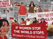 If women stop, the world stops: we're supporting the Women's Global Strike on International Women's Day