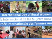 On International Day of Rural Women celebrate women-led struggle for gender-justice