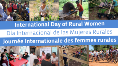 On International Day of Rural Women celebrate women-led struggle for gender-justice